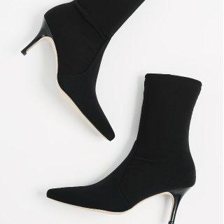 额外8折 $200+收梅根王妃同款Stuart Weitzman官网AXIOM袜靴折上折