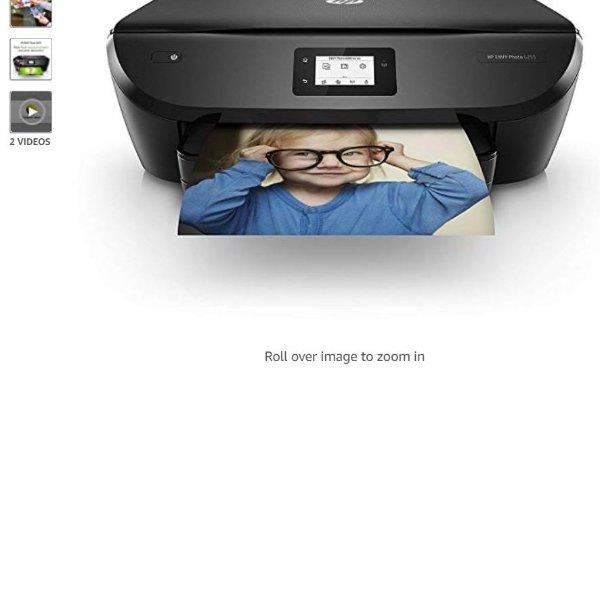 HP ENVY Photo 6255 无限多功能打印机