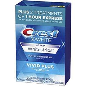 史低价:Crest 3D 美白牙贴 24片装