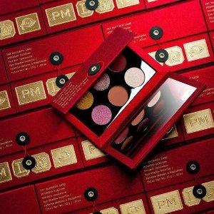 低至5.4折 + 免邮最后一天:Pat McGrath Labs 精选美妆热卖 收迷你眼影盘