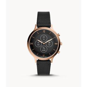 Fossil价格按最高满减€40计算手表