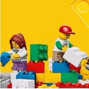 8折 优惠可叠加ToysRus 精选LEGO产品热卖 部分第2件半价