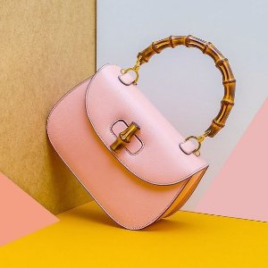 无门槛8折+折扣区可叠加闪购:Reebonz大牌美包换季闪促 Gucci双G系列、Dior难得参加