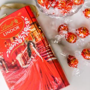 低至5折 $5.99起Lindt LINDOR 精选巧克力限时热卖
