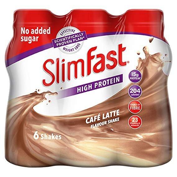咖啡拿铁代餐奶昔,325ml*6