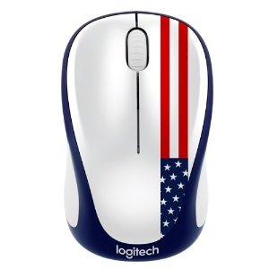 $9.99 (原价$29.99)Logitech M317C 无线光学鼠标