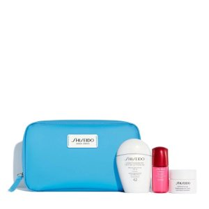 ShiseidoDaily Hydration SPF Set (A $102 Value) | SHISIEDO