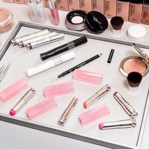 变相8.5折 新款也参加Dior 迪奥美妆产品买一件第二件7折 收变色唇膏、喷雾粉底