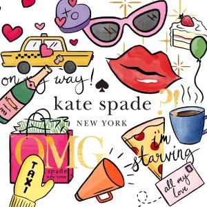 Up to 50% Off + Extra 30% OffSale Items @ kate spade