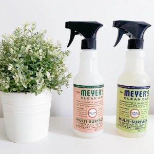 $9.90起Mrs. Meyer's 梅耶太太 洗手液、清洁剂热卖