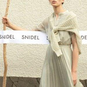 4.5折+无关税 集美们拼起来最后一天:Snidel 仙女美衣 Sample Sale $102收封面同款蕾丝连衣裙
