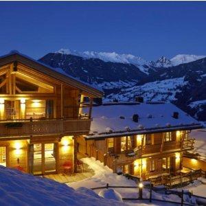 价值€1100,现在只要€672HochLeger 5星豪华度假村,奥地利度假双人2晚包含spa和桑拿