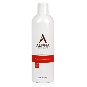 $11.78Alpha Skin Care Renewal Body Lotion with 12% Glycolic AHA, 12 Ounce