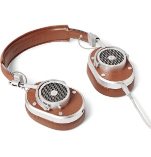 MASTER & DYNAMICS Master & Dynamic - MH40 Leather Over-Ear Headphones
