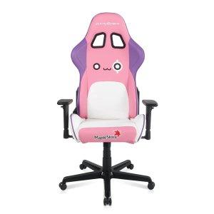 DXRacer X MapleStory Fest Pink Bean 限量款电竞椅FH141