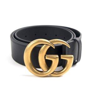 2.5折+立减£35 双G腰带£113上新:奢侈潮牌腰带大指南 Gucci、爱马仕、LV经典款机智收