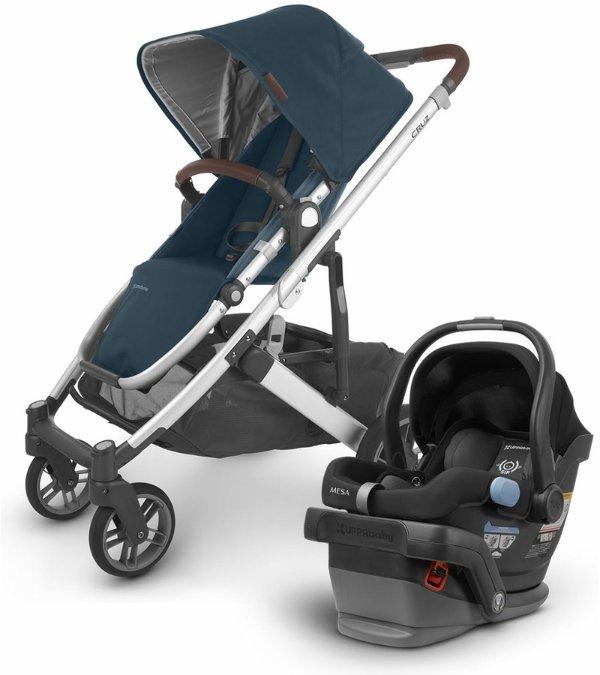 2020 Cruz V2 童车+婴儿安全座椅
