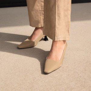 全场8折 超值小白鞋£68即可收VAGABOND 来自瑞典的鞋履品牌 美貌和舒适并存