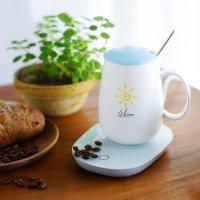 【自营】RW/容威55度恒温垫保温杯暖暖杯办公室养生杯含水杯