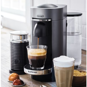 NespressoVertuoPlus Deluxe by De'Longhi with Aeroccino3 Frother