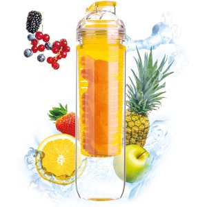超多配色 800ml大容量仅€8.95Melianda 趣味水果水杯 新鲜水果味随时get 环保塑料制作