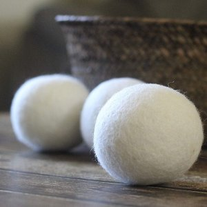 $9.83Smart Sheep 可重复使用纯羊毛烘干伴侣 6个装