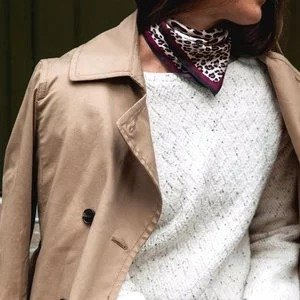 低至3折 + 额外8.5折 + 无门槛免邮Ann Taylor   秋季女装大促 收修身大衣
