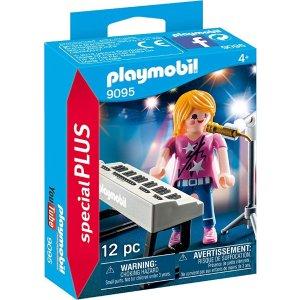 Playmobil键盘手歌星