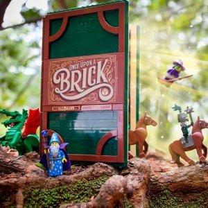 低至7折,低至$4.19起Lego 入门级小玩具、哈利波特乐高系列书籍特卖会