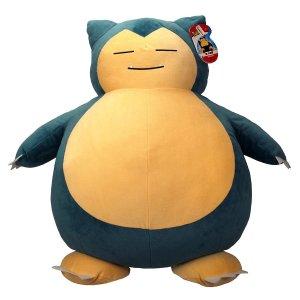Pokemon卡比兽公仔