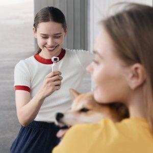 $349起 新增日落白配色DJI Osmo Pocket 2 发布, 20mm焦距, 6400万像素, 双对焦, 矩阵立体声