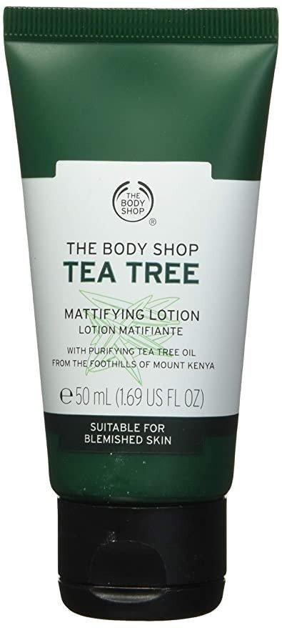 茶树身体保湿乳液