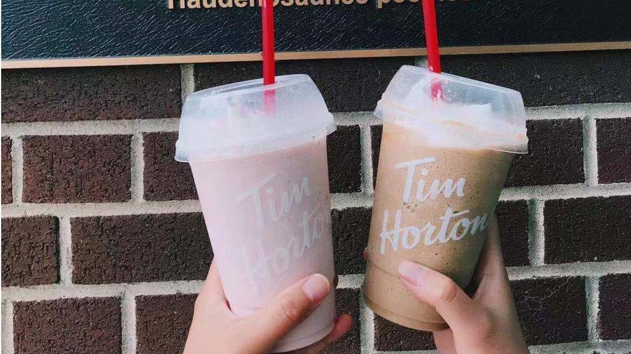 加拿大国民咖啡品牌Tim Hortons 点餐攻略