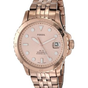 Fossil Women's Dive-Inspired Casual Quartz Watch