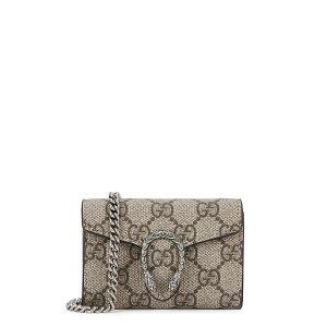 Gucci零钱包+手包+链条包 三合一