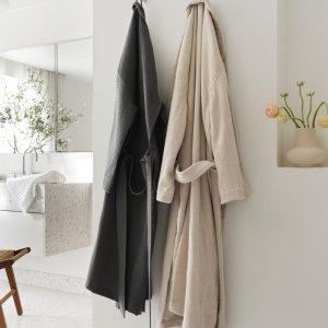 新会员9折 $13收轻质睡裤上新:H&M 平价家居服上新 宅家也要精致优雅