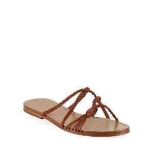 Sigerson MorrisonBrock Braided 凉鞋