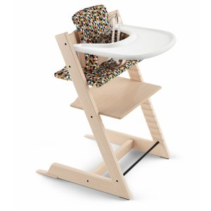 StokkeTripp Trapp 儿童成长椅餐盘套装
