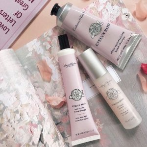 Purchase any 2 Hand Care items and get 1 Free+ 50% off $50 site wide @Crabtree & Evelyn