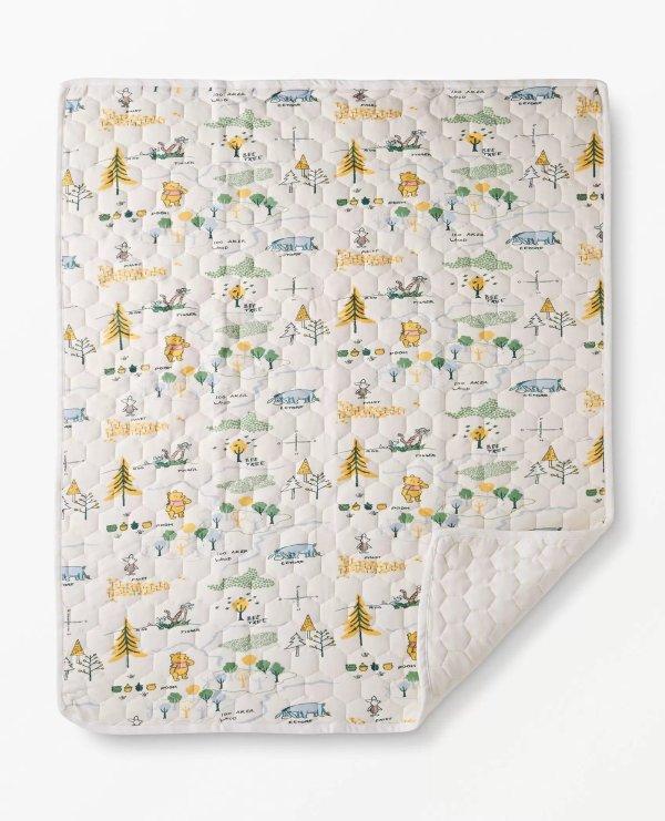 有机棉婴儿毯