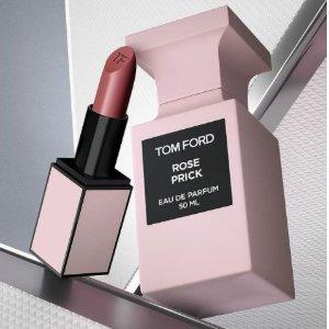 售价$62起Tom Ford 粉色限定!荆棘玫瑰系列 超嗲少女心