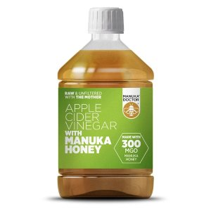 Manuka Doctor蜂蜜苹果醋