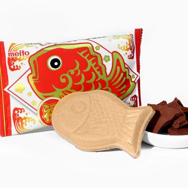 鲷鱼烧 巧克力味 (10 个)