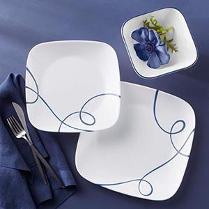 7折 近期好价Corelle 精选餐具套装促销 多种花色