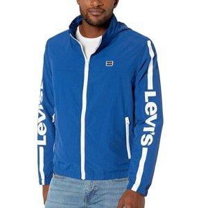 现价$17(原价$69.99)起Levi's 男士Logo款轻质夹克热卖 2色选
