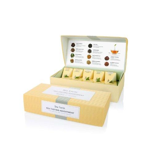 Tea Forte什锦茶盒(微众测)