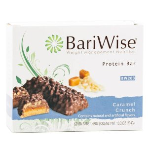 Protein Bar, Caramel Crunch (7ct)