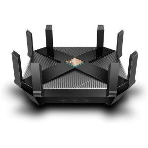 $279.99(原价$340.00)TP-Link AX6000 路由器 Wi-Fi 6谁用谁知道