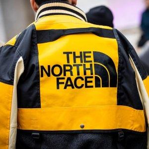 低至4.7折 白色鹅绒服$159补货:The North Face 潮服 550鹅绒填充$269 (原价$580)
