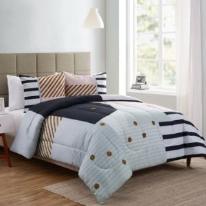 Your ZoneYour Zone Rizo Geometric Duvet Cover Set